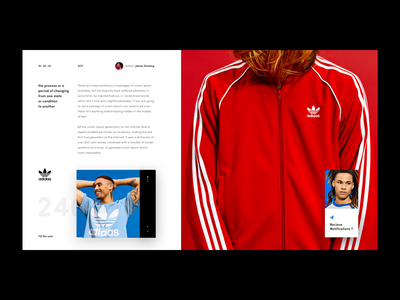 Article page – Adi adidas inner page article uiux