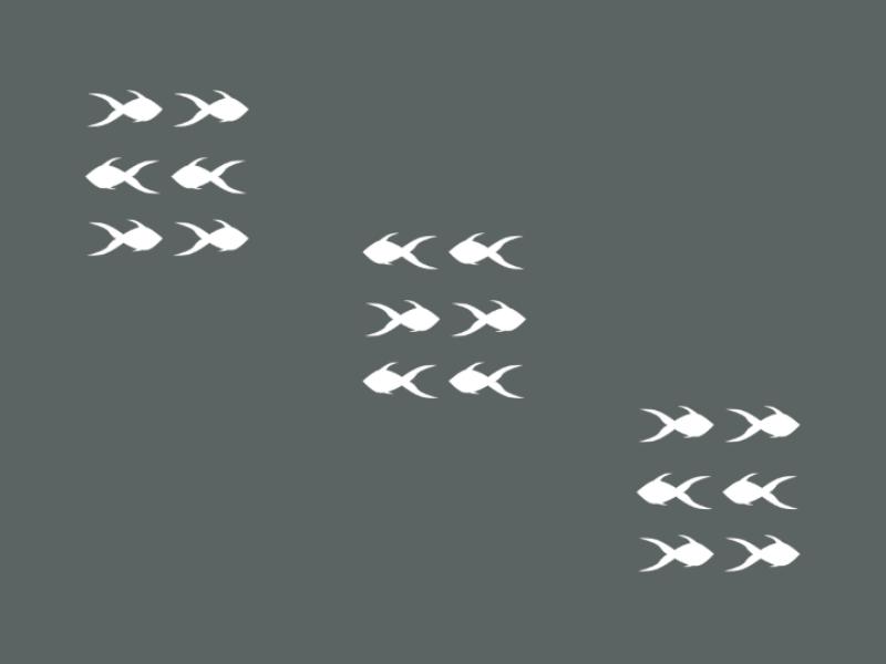 Gestalt Principles: Proximity fish proximity gestalt figma