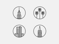 City Icons