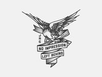 No Impression Left Behind
