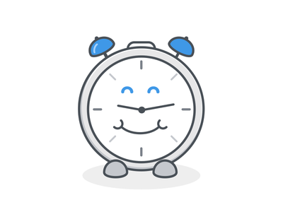 Alarm Clock alarm clock clock daily illustration illustration