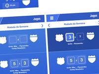 Blueprint App Wireframe