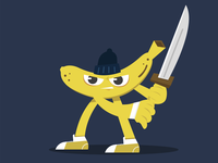 Gangster Banana