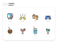 Summer Icons 04