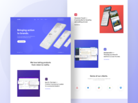 Agency Landing Page #1