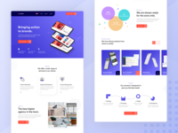 Agency Landing Page #2
