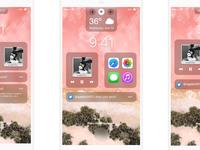 iOS 11   Lockscreen UI Concept Design