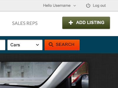 Buttons button form search navigation