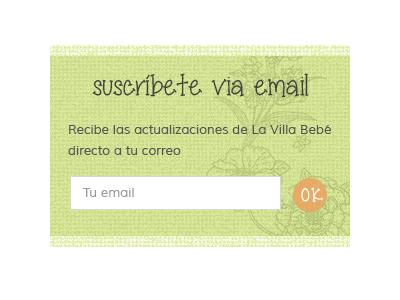 Subscribe form subscribe email form ui green fun website design peru mail newsletter texture