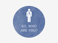 So, who are you?