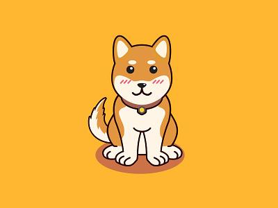 Doge shiba dog cute