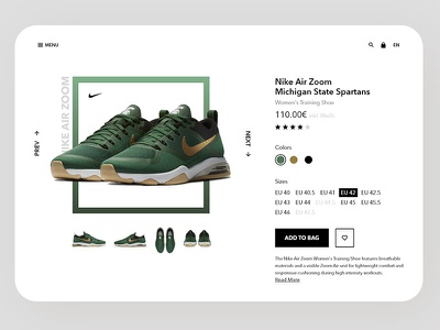 E-commerce product page exploration. productpage userinterface graphicdesign webdesign design ux ui ecomerce