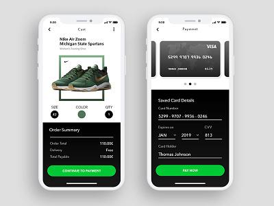 E-commerce Checkout UI exploration. graphicdesign webdesign design payment product ecomerce ux ui mobile checkout