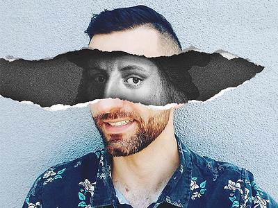 Cut Paper Effect (Da Vinci) photography graphic design davinci effects