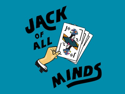 Jack of All Minds - Podcast Art
