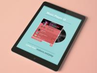 Music Player (html5)