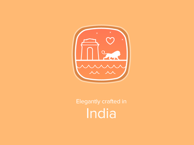 Crafted in India gauravbaheti gbaheti startups startup gaurav india