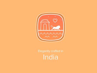 Crafted in India gauravbaheti gbaheti startups startup gaurav india