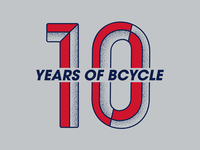10 YEARS OF BCYCLE BIKE-SHARE