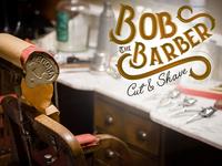 Bob Barbershop logo