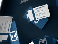 Logo - Holmen Fondsforvaltning
