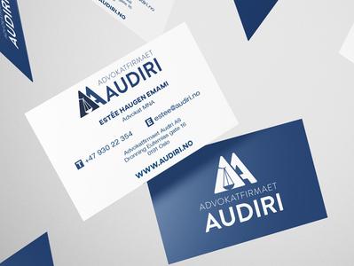 Lawyer logo - Audiri