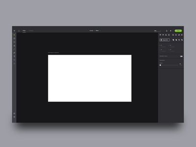 Adobe XD Dark Theme. adobexd ui.design ui ux ui web application web app adobe dark thme dark