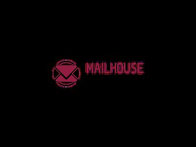 Mailhouse Direct Logo vector minimal graphic design logo clean
