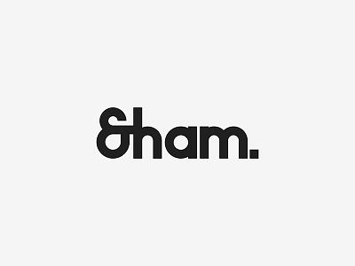 &ham Logo brand icon logo wordmark h ampersand