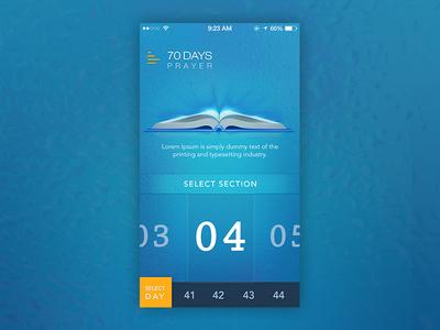 70 Days Prayer