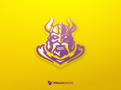 Viking C7 gaming gamer warrior dribbble vector design illustration sportlogo logo mascot vikings viking