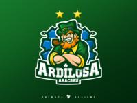 Ardilosa - Leprechaun Logo