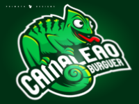 Camaleão Logo