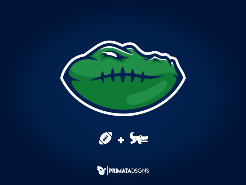 Alligator Football