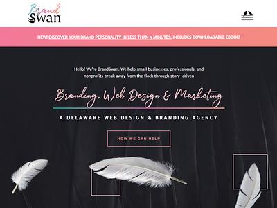 Birds on a wire hamburger menu ui web design design