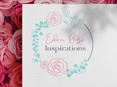 Florist Logo branding logo design logo