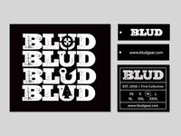 Blud Branding Dribbble