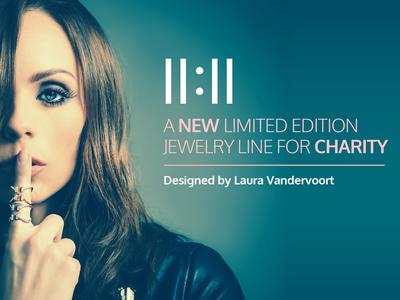 Laura Vandervoort Promo ad promotion web design