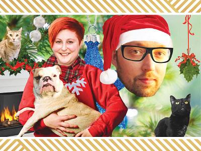 Awkward Family Christmas - Rebound awkward family portrait awkward family christmas