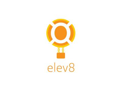 Elev8 design logo