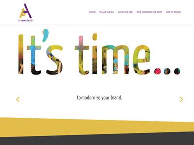 A+A Web Design design web