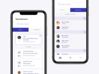 Worker – Staff App Social