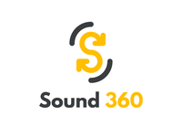 sound 360 brand design brand logotype design logotype logos logo design flatdesign branding logodesign logo flat design graphicdesign graphic design vector design