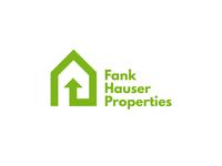 frankhauser properties Logo Proposal logo design flatdesign branding logodesign logo flat design graphicdesign graphic design vector design
