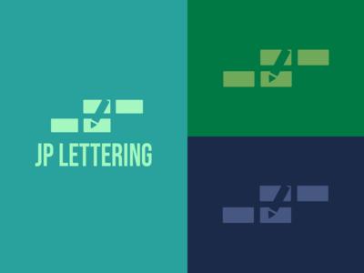 JPLettering Logo
