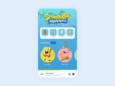 Spongebob App