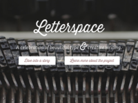 Letterspace