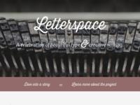 Letterspace v2