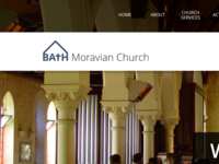 Bath Moravian Church Website