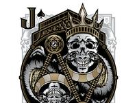 Jack of Spade